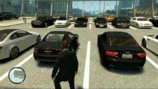 GTA IV Modified Cars #2