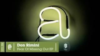 Don Rimini - The Future Is Ours