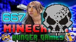 WEIRDEST D YET! Minecraft: Hunger Games w/Bajan Canadian! Game 667