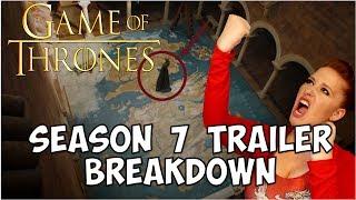 Game of Thrones Season 7 Trailer Breakdown