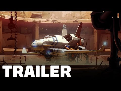 Rebel Galaxy Outlaw Reveal Trailer