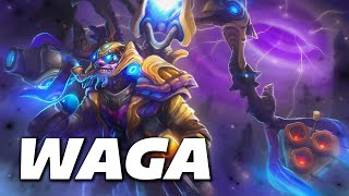 WAGA TINKER - Dota 2 Pro Gameplay [Watch & Learn]