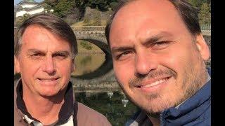 Carlos Bolsonaro sabe quem são os inimigos do Presidente