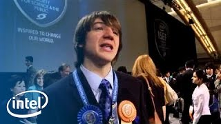 Young Innovator Achieves Childhood Dream at Intel ISEF