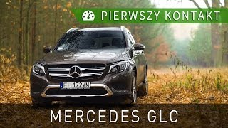 Mercedes-Benz GLC 220d 4MATIC (2016) - test [PL] [review ENG sub] | Project Automotive