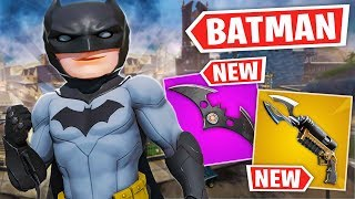 BATMAN in FORTNITE