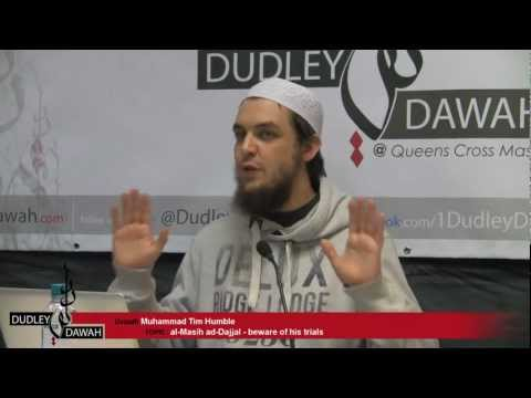 The Dajjal (anti-christ) - Beware Of His Trials | Ustadh Muhammad Tim Humble video