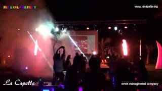 Freak Colours Party Antalya - Antalya Event Management - Antalya Organizasyon - La Capella