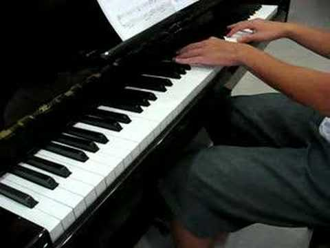 winter sonata piano first time