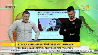 Wake Up, 2 Shkurt 2017, Pjesa 3 - Top Channel Albania - Entertainment Show
