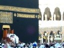 Opening of the Ka'aba Door