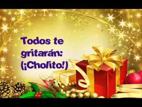 Los Toribianitos- Cholito Jesús (Letra)