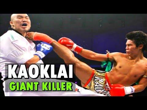 Kaoklai Kaennorsing - Giant Killer (K1 Highlights)