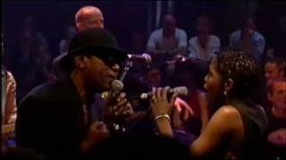 Leon Ware & Carleen Anderson - Inside My Love (Live in Amsterdam, 2001)