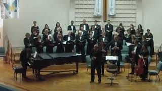 Yuba Sutter Master Chorale April 29, 2017