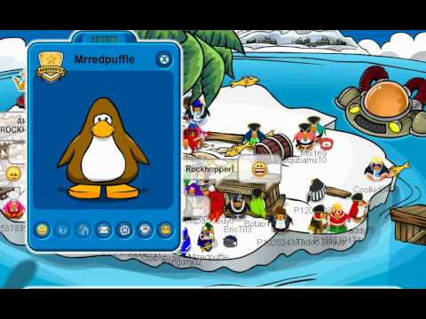 Meeting Rockhopper Island Adventure Party 2011