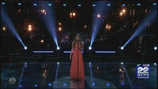Download Lagu Local singing sensation, Brynn Cartelli continues her quest on NBC's The Voice Gratis STAFABAND