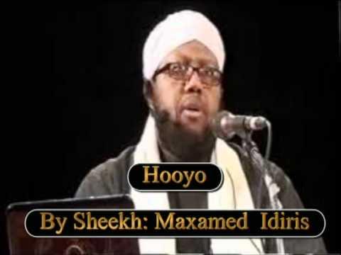 Muxaadaro ku saabsan xaqqa Hooyo