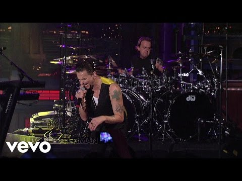 Depeche Mode - Soft Touch/Raw Nerve (live)