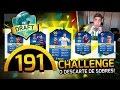 FUT DRAFT 191 CHALLENGE O DESCARTE! ULTIMATE TEAM FIFA 16