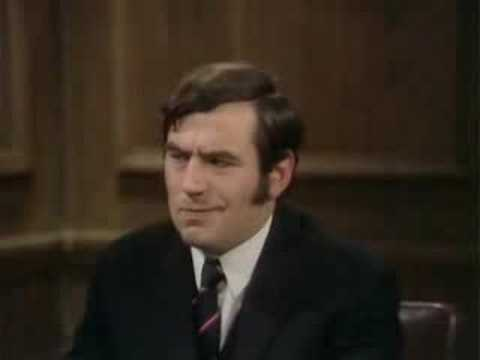 Monty Python - Tax On Thingy Video