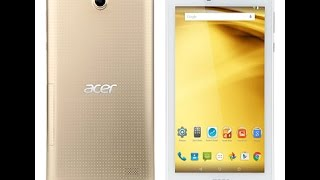 Acer Iconia Talk 7  Hard Reset and Forgot Password Recovery, Factory Reset