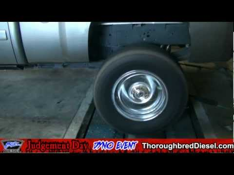 2008 Chevy 2500 HD Diesel - Tim Christopher Dyno Run