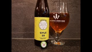 Gyle 59 Pale & Bitter | British Craft Beer Review