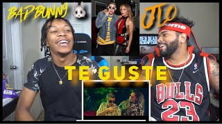 Jennifer Lopez Bad Bunny Te Guste Official Music Audio Fvo Reaction