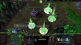 Life(NE) vs 120(UD) - WarCraft 3 Frozen Throne - RN3386
