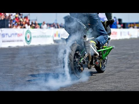 Highlights Stunt Riding World Championship - StuntGP 2016