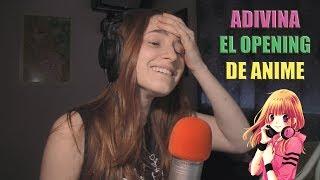 ADIVINA EL OPENING DE ANIME