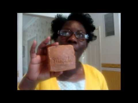 ACNE SOAP WITH HIMALAYAN PINK SALT AND ESSENTIAL OILS