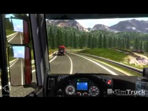 Euro Truck Simulator 2 - Preview
