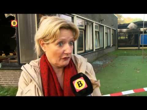 Driehonderd scholieren in Breugel zitten noodgedwongen thuis na brand in basisschool
