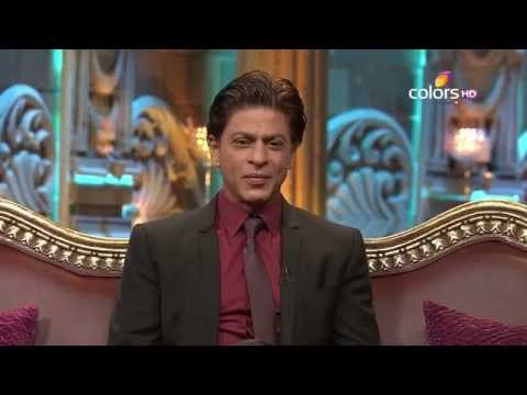 The Anupam Kher Show - Shahrukh Khan - Episode No: 1 - 6th July 2014(HD)