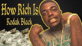 How Rich Is Kodak Black? Net Worth 2018