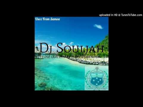 DJ SOULJAH -  MARY MARY Fuse ODG X SIREN REMIX