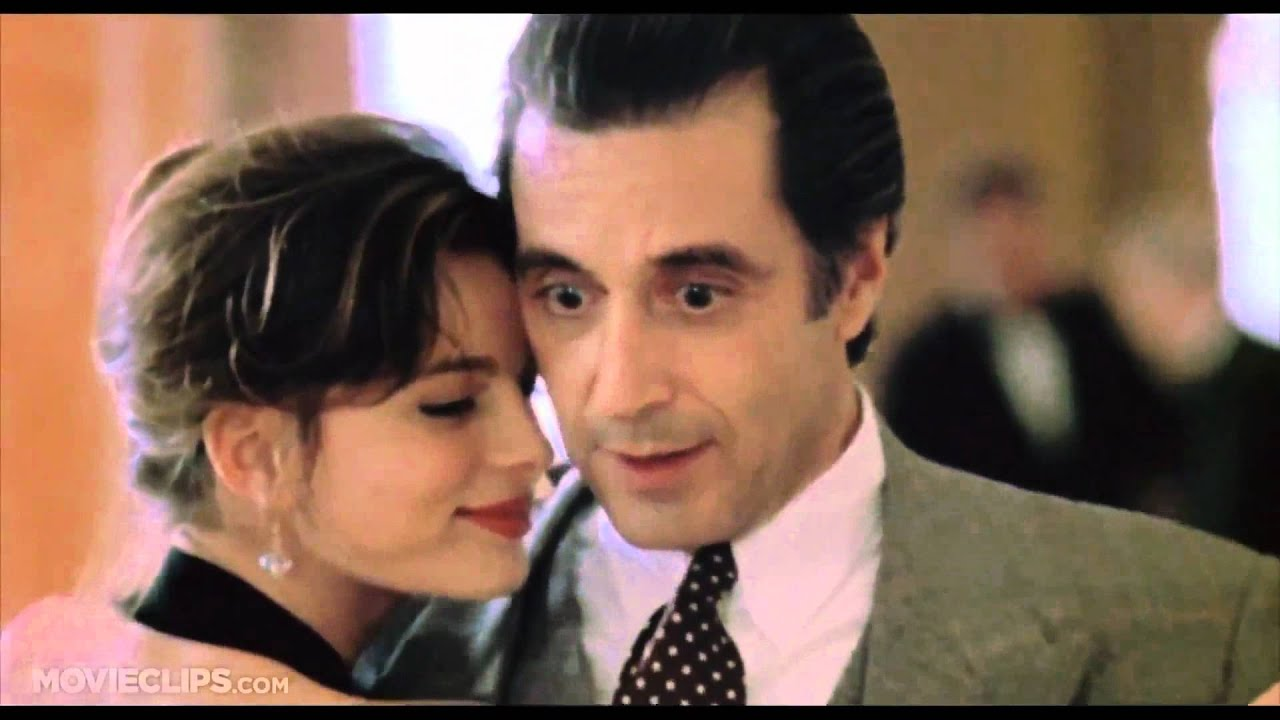 scent of a woman Scent of a woman is a 1992 film which tells the story of a preparatory school student who takes a job as an assistant to an irascible, blind, medically-retired army officer.
