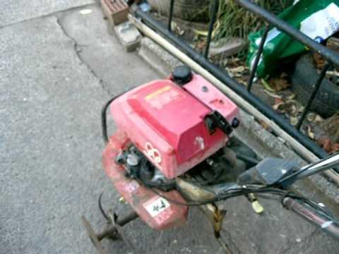 мотокультиватор хонда f210 инструкция