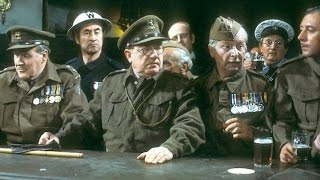 Dads Army Battle Of The Giants  we dont want a scene here