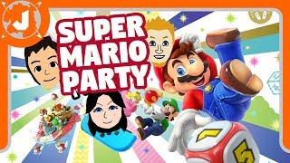 ¡¡DESTRUYENDO AMISTADES!! - Super Mario Party (Nintendo Switch)
