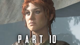 Rise of the Tomb Raider Walkthrough Gameplay Part 10 - The Valley (2015)