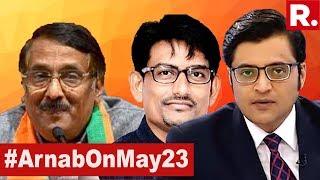 WATCH: Tom Vadakkan And Alpesh Thakor Speak Exclusively To Republic TV | #ArnabOnMay23
