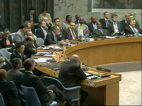 IAEA Chief Addresses Historic UN Security Council Meeting