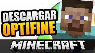 Descargar OPTIFINE Para Minecraft 1.11.2 / 1.8.9 | ✔