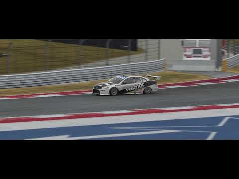 FG V8 SuperCar Drift - pCARS 2