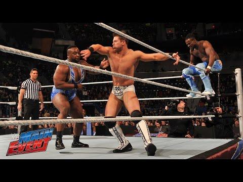 New Day vs. The Miz & Damien Mizdow: WWE Main Event, January 31, 2015