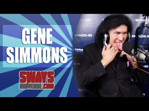Rock Legend Gene Simmons Talks His Arena Football Team, LA Kiss & KISS' 40th Anniversary