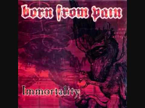 Born From Pain - Christborn